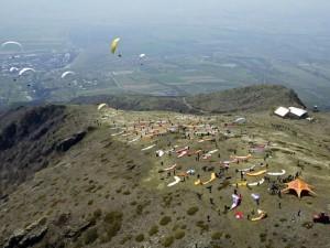 Türkiye Yamaçparaşüt Uçuş Tepeleri